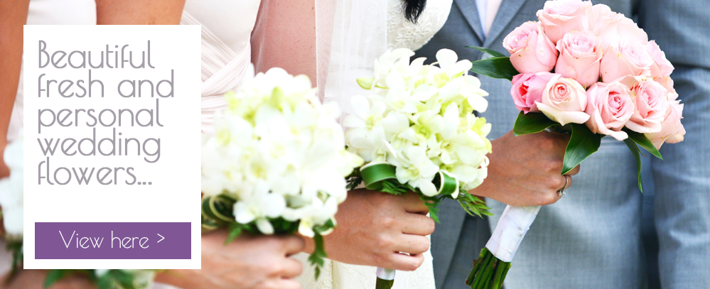 Wedding Flowers Grimsby by Dennis's Florist Grimsby